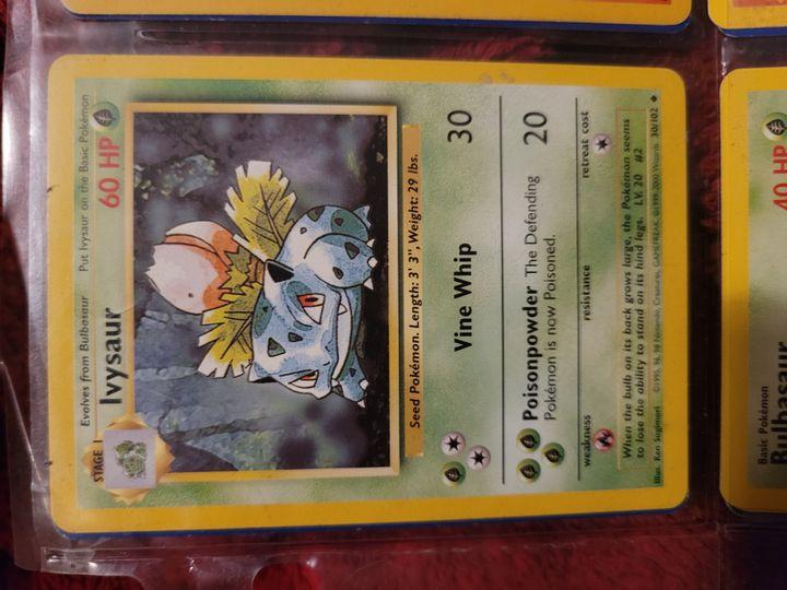 ivysaur 30/102 Item Image
